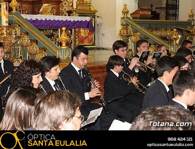 Concierto de Semana Santa. Agrupación Musical de Totana - 2013 - 5