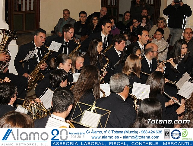 Concierto de Semana Santa. Agrupación Musical de Totana - 2013 - 9