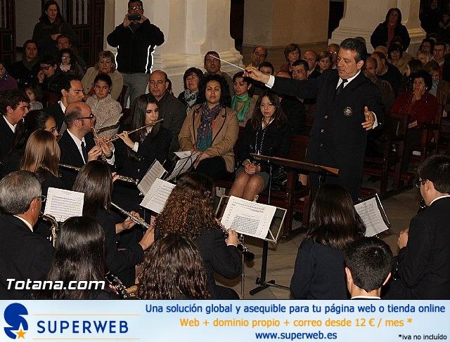 Concierto de Semana Santa. Agrupación Musical de Totana - 2013 - 11