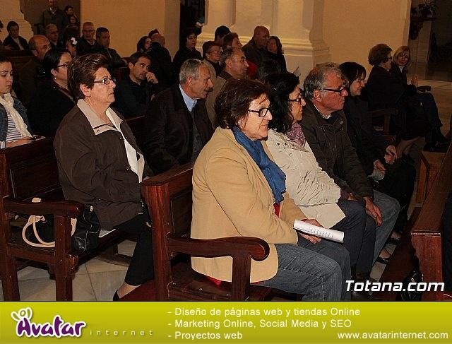 Concierto de Semana Santa. Agrupación Musical de Totana - 2013 - 16