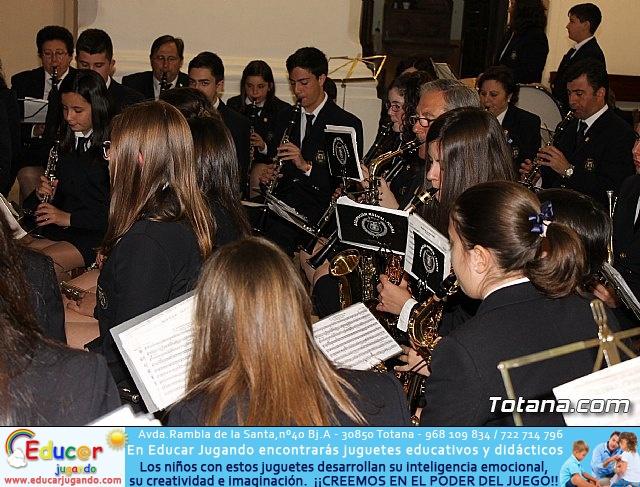 Concierto de Semana Santa. Agrupación Musical de Totana - 2013 - 21