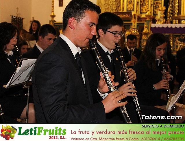 Concierto de Semana Santa. Agrupación Musical de Totana - 2013 - 36