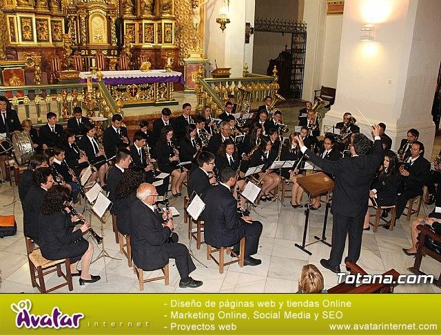 Concierto de Semana Santa. Agrupación Musical de Totana - 2013 - 45