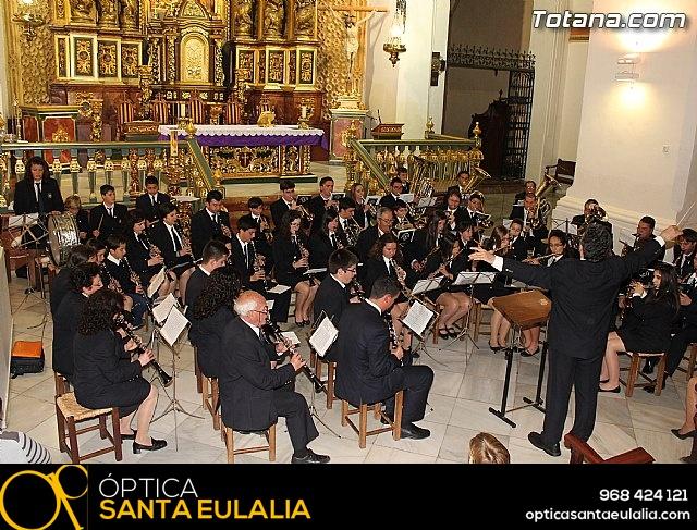 Concierto de Semana Santa. Agrupación Musical de Totana - 2013 - 47