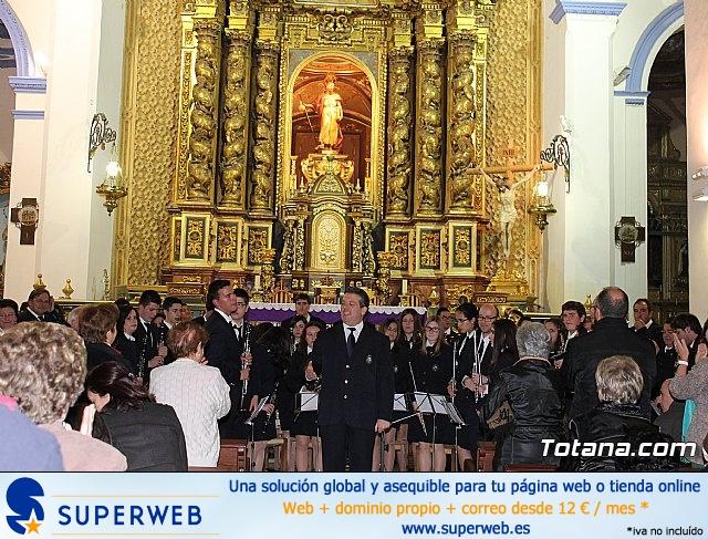 Concierto de Semana Santa. Agrupación Musical de Totana - 2013 - 52
