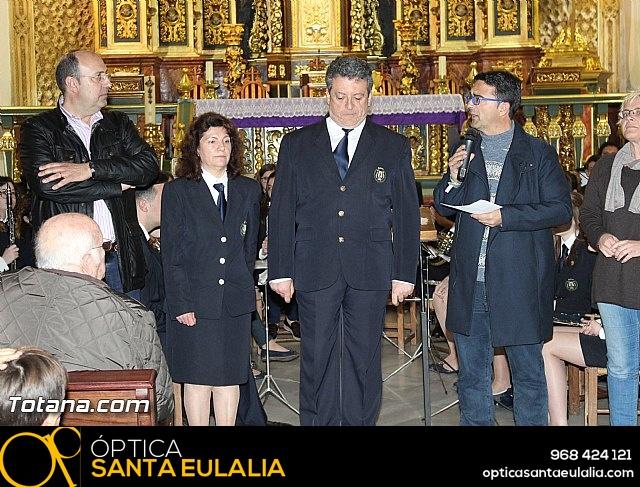 Agrupación Musical de Totana - Concierto de Semana Santa 2016 - 13