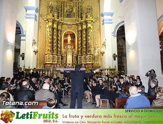 Agrupación Musical de Totana - Concierto de Semana Santa 2016 - 22