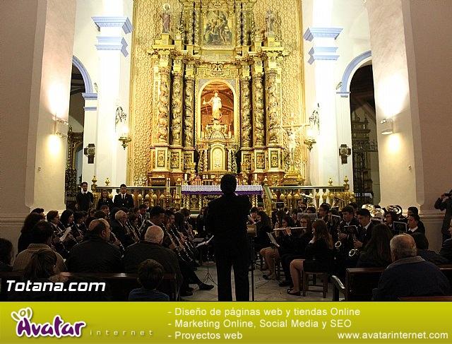 Agrupación Musical de Totana - Concierto de Semana Santa 2016 - 23