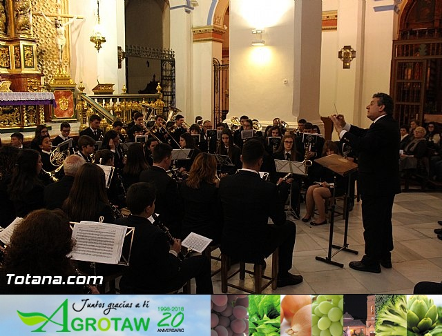 Agrupación Musical de Totana - Concierto de Semana Santa 2016 - 25
