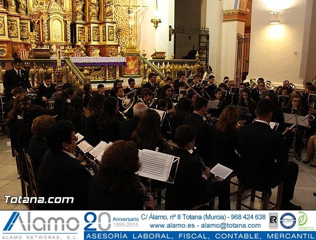 Agrupación Musical de Totana - Concierto de Semana Santa 2016 - 26
