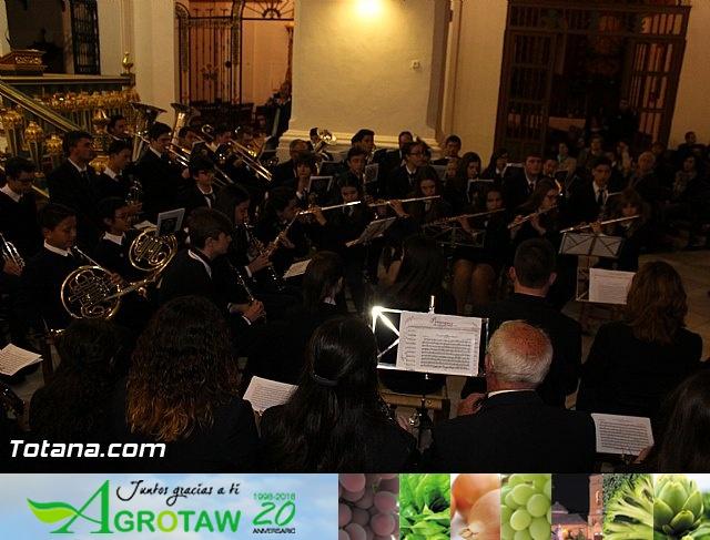 Agrupación Musical de Totana - Concierto de Semana Santa 2016 - 28
