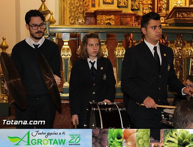 Agrupación Musical de Totana - Concierto de Semana Santa 2016 - 32