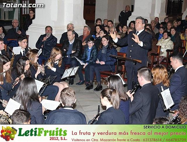 Agrupación Musical de Totana - Concierto de Semana Santa 2016 - 35