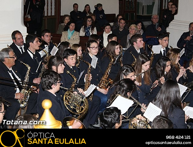Agrupación Musical de Totana - Concierto de Semana Santa 2016 - 36