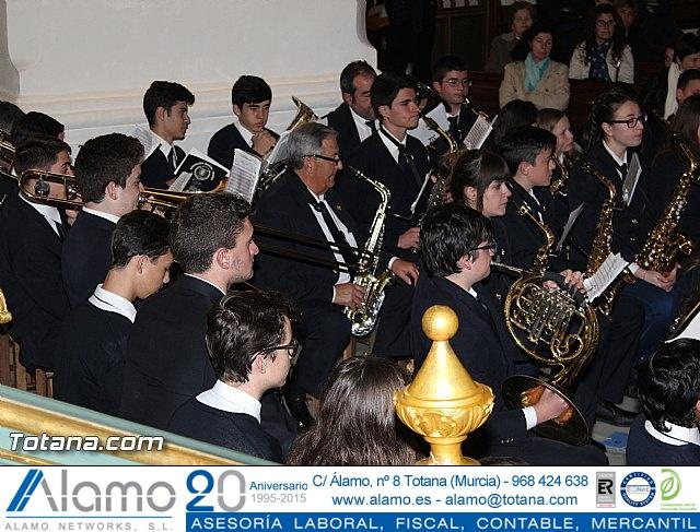 Agrupación Musical de Totana - Concierto de Semana Santa 2016 - 37