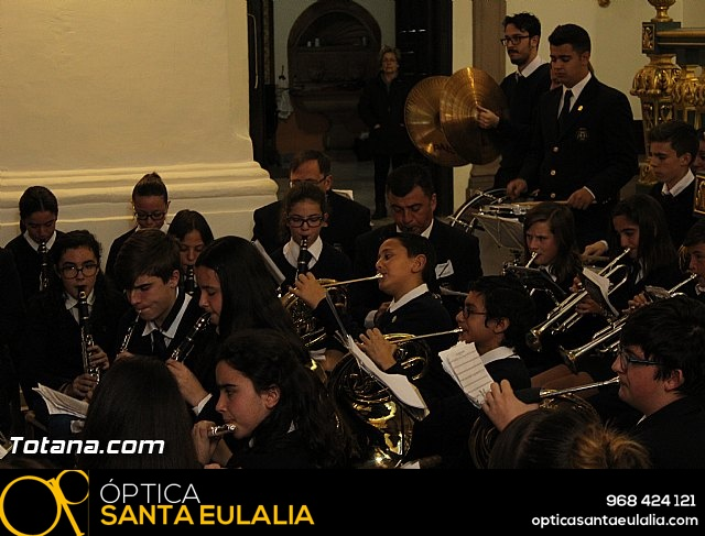 Agrupación Musical de Totana - Concierto de Semana Santa 2016 - 40