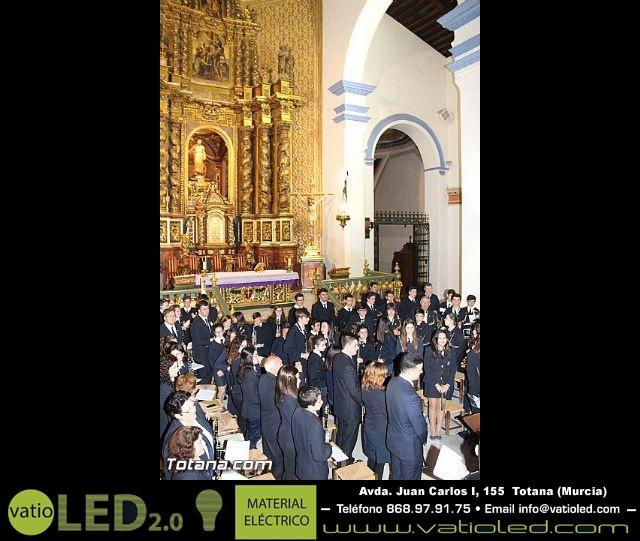 Agrupación Musical de Totana - Concierto de Semana Santa 2016 - 50
