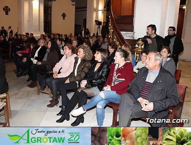 Concierto de Marchas Pasionarias Agrupación Musical de Totana 2018 - 3
