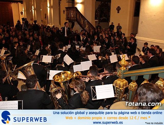 Concierto de Marchas Pasionarias Agrupación Musical de Totana 2018 - 19