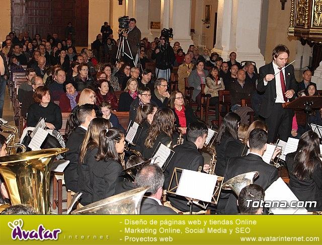 Concierto de Marchas Pasionarias Agrupación Musical de Totana 2018 - 21