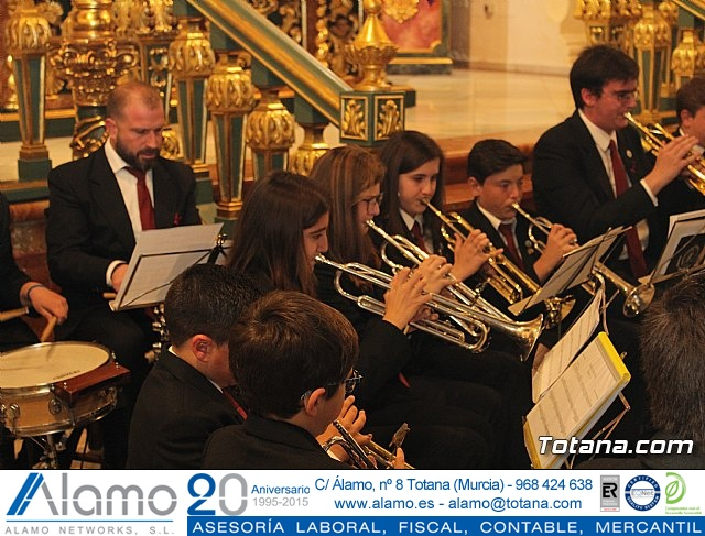 Concierto de Marchas Pasionarias Agrupación Musical de Totana 2018 - 27