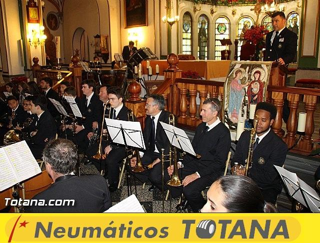 Concierto benéfico de Navidad 2016 - Agrupación Musical de Totana  - 8