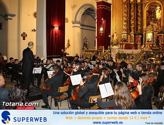 Orquesta Juventudes Musicales Comarca del Guadalentín - 19