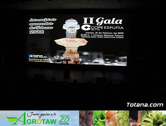 II gala Cope Espuña - 1