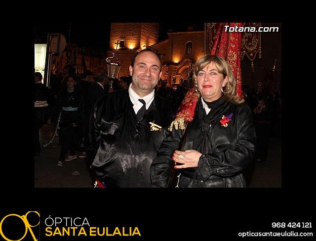 TRASLADO DE LOS TRONOS A SUS SEDES. VIERNES SANTO 2013 - 2