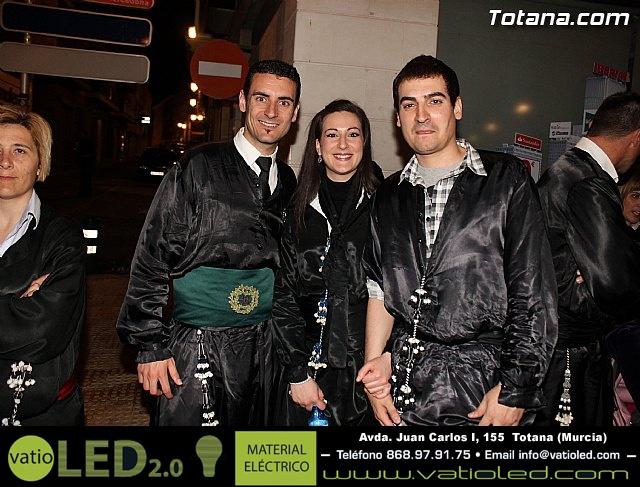 TRASLADO DE LOS TRONOS A SUS SEDES. VIERNES SANTO 2013 - 11