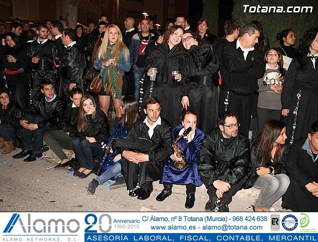 TRASLADO DE LOS TRONOS A SUS SEDES. VIERNES SANTO 2013 - 14