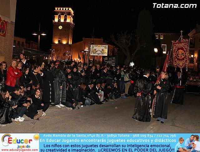 TRASLADO DE LOS TRONOS A SUS SEDES. VIERNES SANTO 2013 - 33