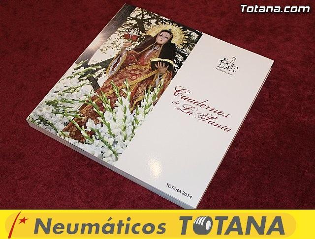 Presentación Cuadernos de La Santa 2014 - 3