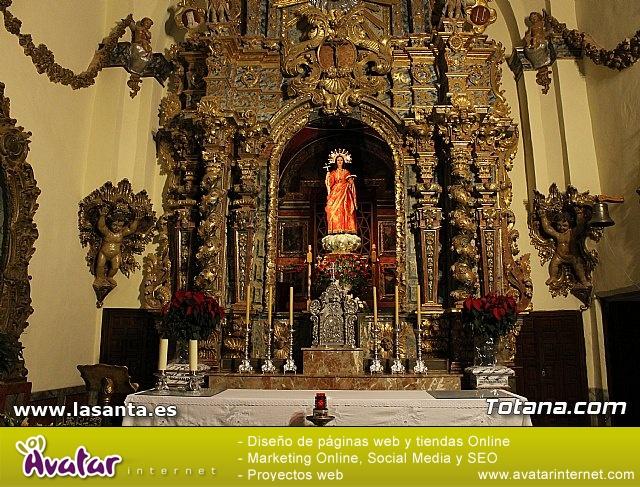Presentación Cuadernos de La Santa y página web lasanta.es - 1