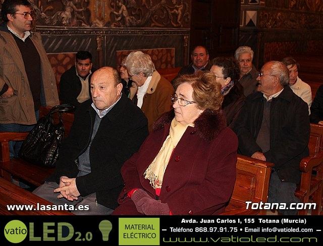Presentación Cuadernos de La Santa y página web lasanta.es - 4