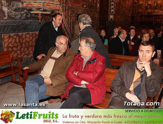 Presentación Cuadernos de La Santa y página web lasanta.es - 7