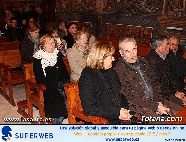 Presentación Cuadernos de La Santa y página web lasanta.es - 8