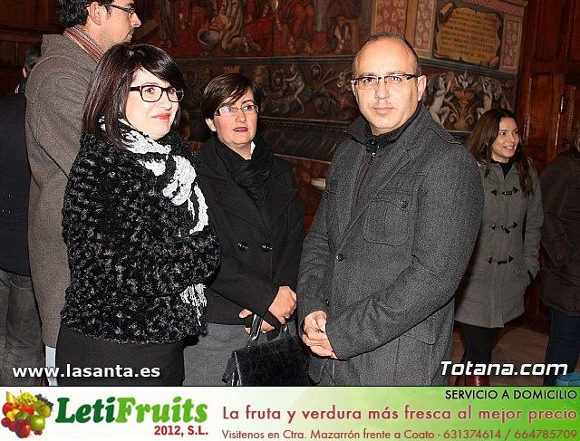 Presentación Cuadernos de La Santa y página web lasanta.es - 18