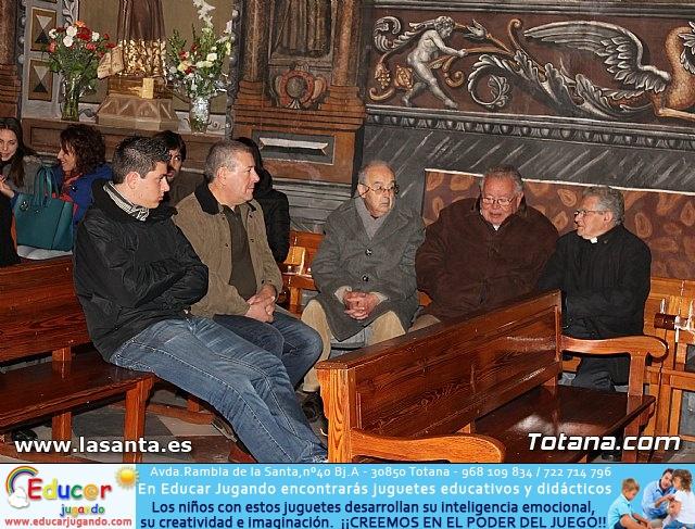 Presentación Cuadernos de La Santa y página web lasanta.es - 24