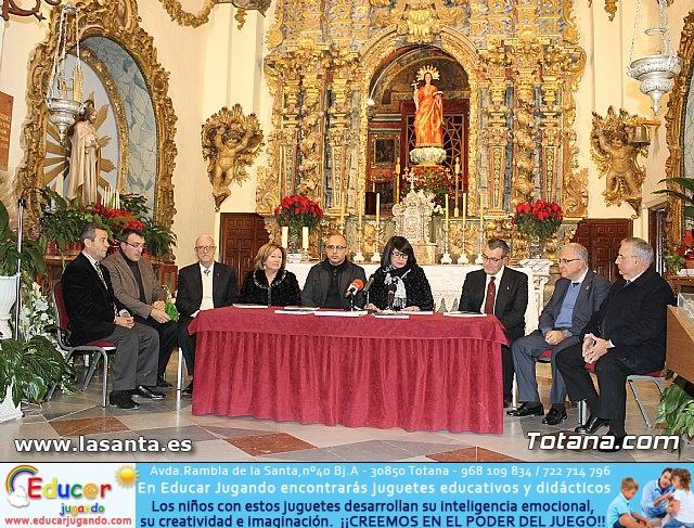Presentación Cuadernos de La Santa y página web lasanta.es - 33