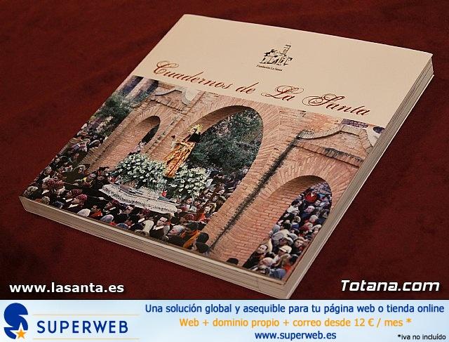 Presentación Cuadernos de La Santa y página web lasanta.es - 34