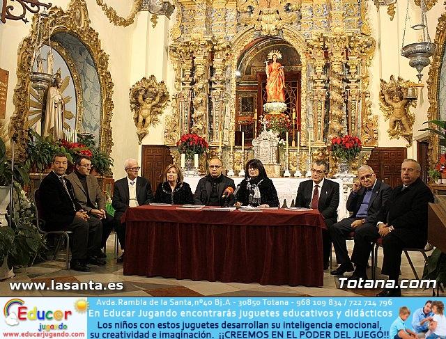 Presentación Cuadernos de La Santa y página web lasanta.es - 35