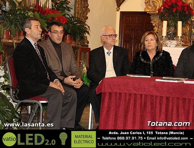 Presentación Cuadernos de La Santa y página web lasanta.es - 36