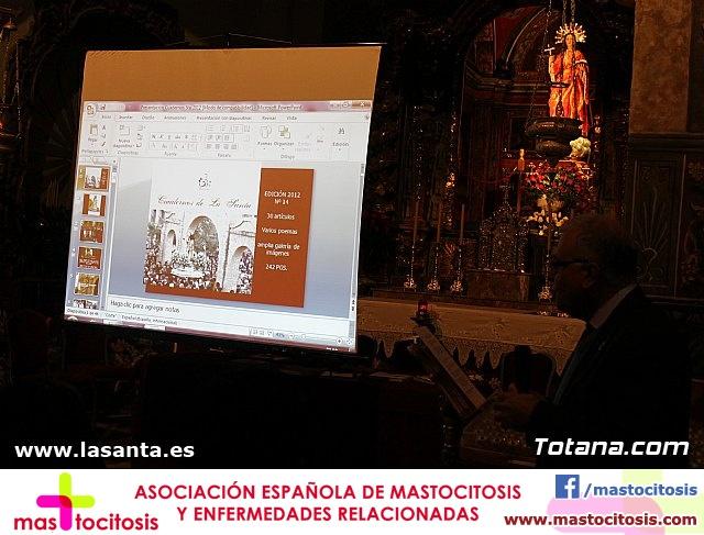 Presentación Cuadernos de La Santa y página web lasanta.es - 39