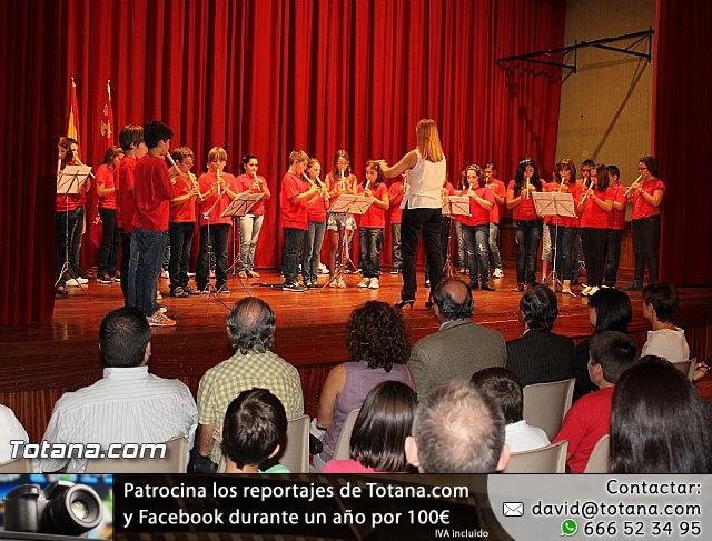 Se inaugura de forma oficial el curso escolar 2012/13  - 38