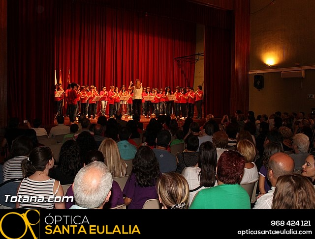 Se inaugura de forma oficial el curso escolar 2012/13  - 39