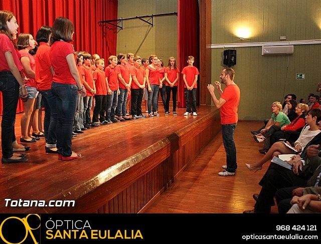 Se inaugura de forma oficial el curso escolar 2012/13  - 44