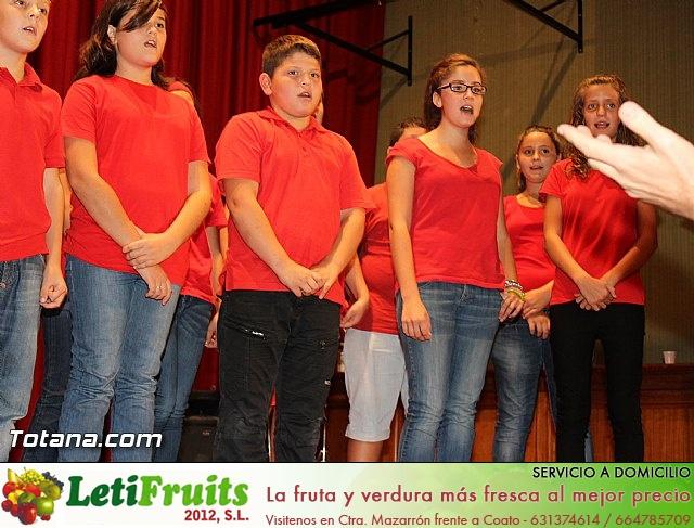 Se inaugura de forma oficial el curso escolar 2012/13  - 45