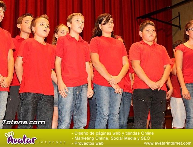 Se inaugura de forma oficial el curso escolar 2012/13  - 46