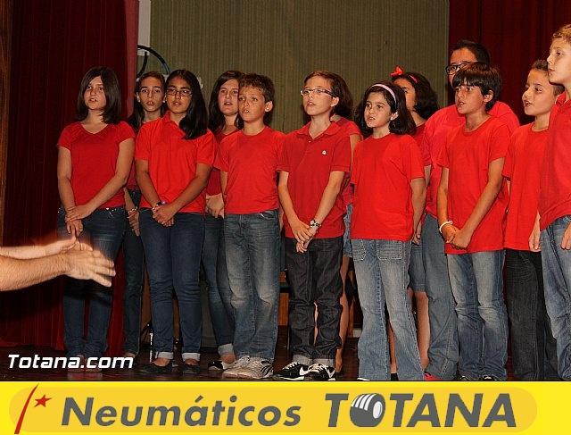 Se inaugura de forma oficial el curso escolar 2012/13  - 61